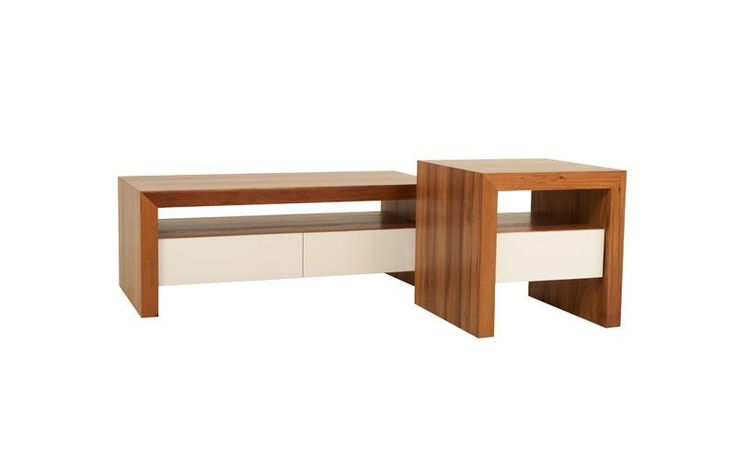 ARCHER - Bedside table for master, coffee table for parents retreat living area