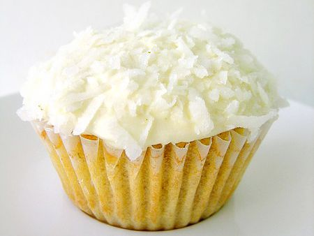 Lemon Myrtle Coconut Cupcakes | Tasty Kitchen: A Happy Recipe Community!