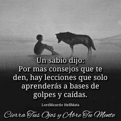Un Sabio Dijo Coaching Frases Quotes Frases Y Life Quotes