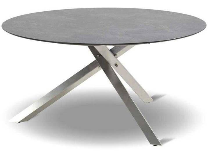 Hartman Gartentisch Rund Edelstahl 140cm In 2020 Tisch