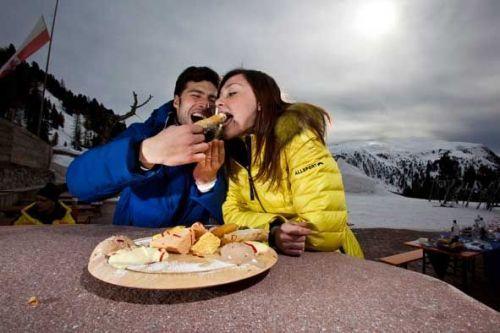 Vacanze gourmet per gli appassionati di montagna