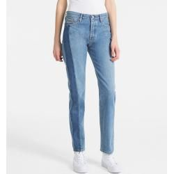 Outlet - Calvin Klein High-Rise Straight-Jeans 3032 - Extra Sale Calvin Klein