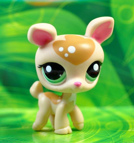 Littlest Pet Shop Collection Child Girl Figure Cute Toy Loose Rare LPS342
