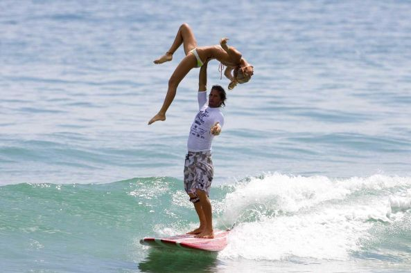 Noosa Festival of Surfing on now 10th-16th March. Australia travel