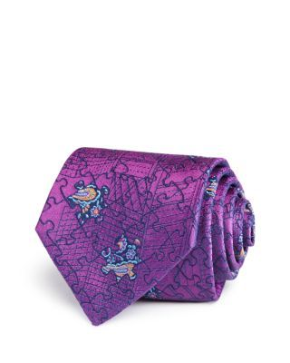 Turnbull & Asser Paisley Puzzle Classic Tie | Bloomingdale's Awesome ,color, quality, style