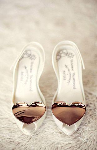 Vivienne Westwood...stunningly cute #dreamweddingbox @The Wedding Notebook