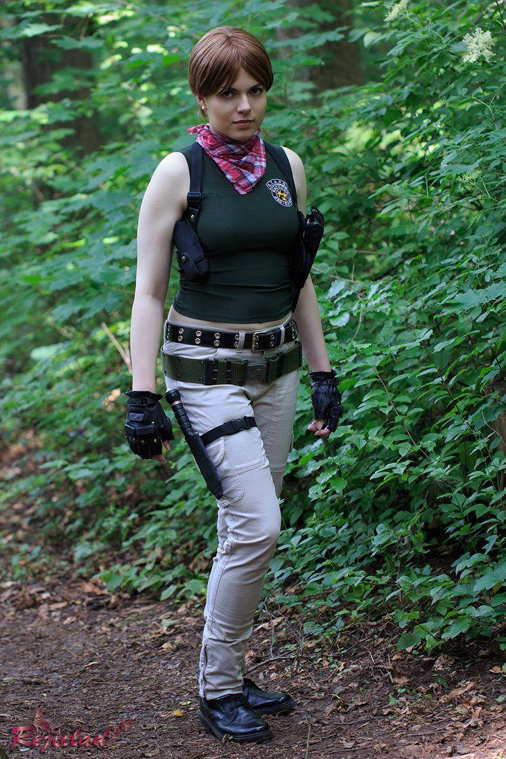 Rebecca Chambers - Biohazard / Resident Evil Zero - Army III cosplay by Rejiclad