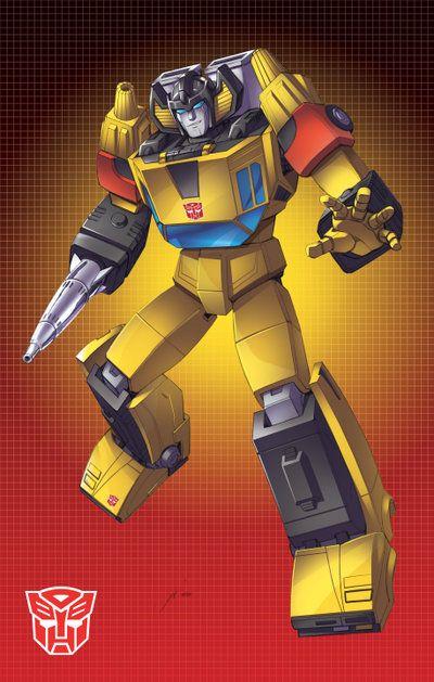 deviantART Picks 10/05/2014 Weekend Edition #Transformers #IDW #Sunstreaker | Images Unplugged