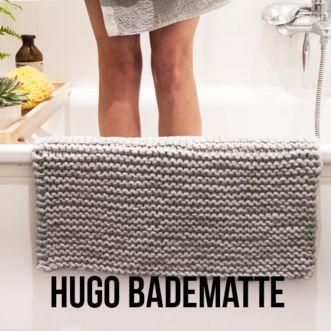 Mit Textilgarn stricken - Strickset von WOOLTWIST für dein Badezimmer!