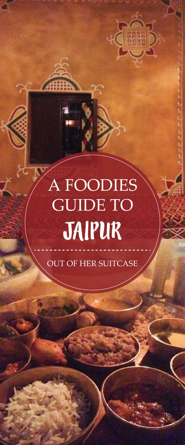 Where to eat and drink in Jaipur. #Rajasthan #India #Food #Travel #Experience #Eat #Jaipur #PinkCity