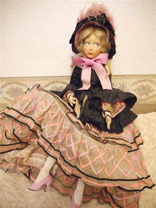 Антикварные куклы Lenci / Куклы Lenci, Ленчи / Бэйбики. Куклы фото. Одежда для кукол
