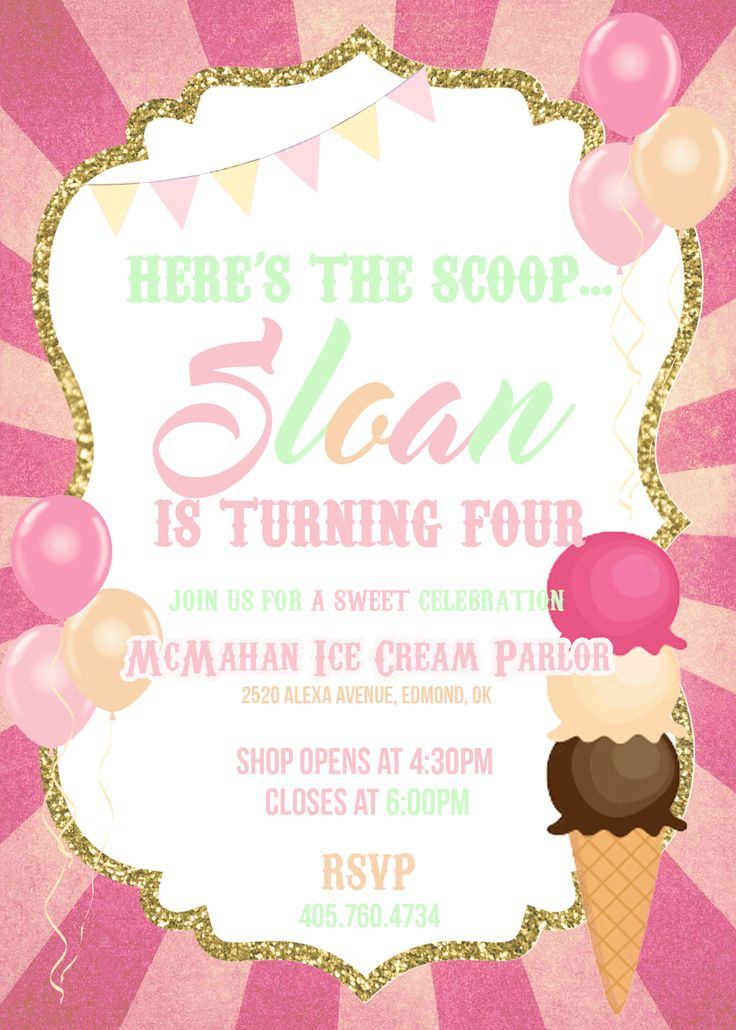118 best Girl Birthday Party Invitations images on Pinterest