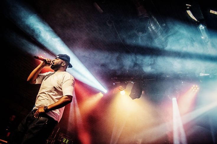The Wu-Tang member has joined Tim Hecker and Future of the Left on the line-up for the inaugural Restless Natives multi-arts festival in Glasgow this May.