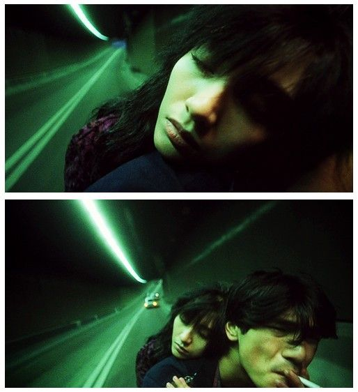 Fallen Angels   Wong Kar-Wai, 1995 - I am completely in love with Takeshi Kaneshiro's character in this movie. He's simply fantastic.