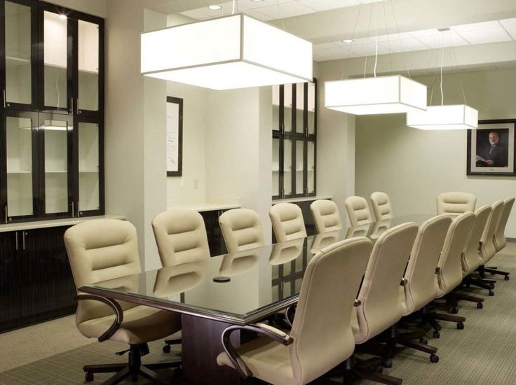 Modern and Sleek Conference Room ideas
