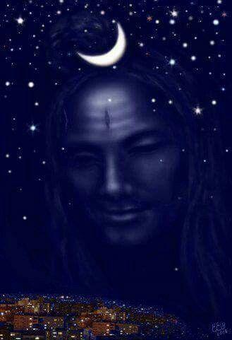Smiling Shiva - bliss