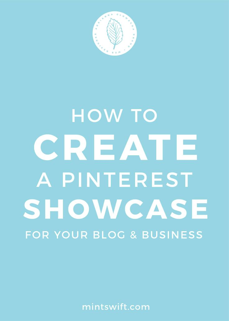 At the end of November 2016, Pinterest introduced the new feature for a Pinterest business accounts called Showcase. You'll learn what is a Pinterest Showcase, why you should create a showcase for your brand, what to put on the Showcase and How to create a Pinterest Showcase for Your Blog & Business. Learn how Pinterest Showcase it's going to help you get traffic to your website, get your products or services in front of your audience, to grow your email list & showcase your brand on…