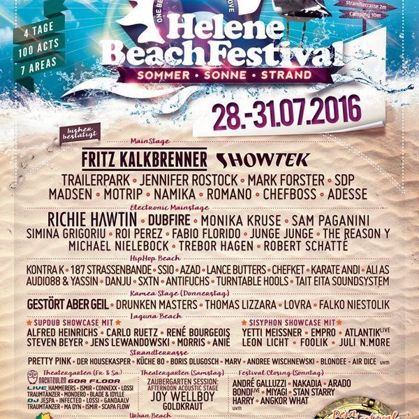 "Check out ""Richie Hawtin @ Helene Beach Festival 2016"" by Livesets Magazine on Mixcloud"