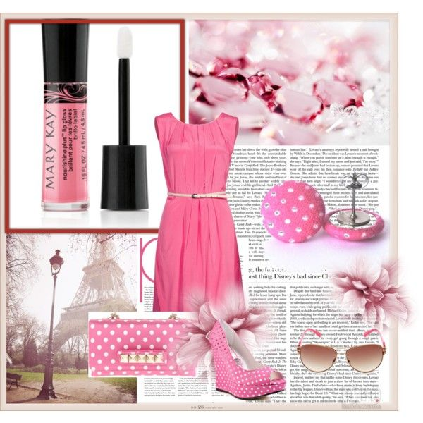 My Mary Kay Summer Outfit by lori-trindade on Polyvore