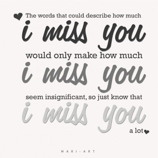 1000+ Ideas About Missing Someone Special On Pinterest