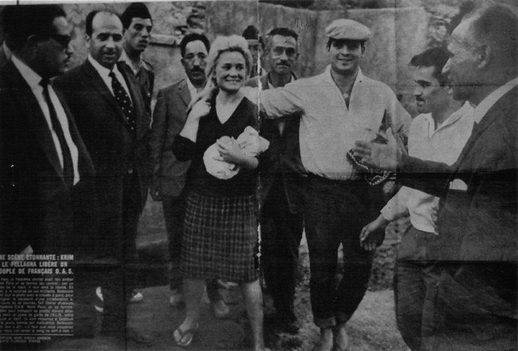 a nous les ecrans » L'histoire étonnante de Krim Belkacem avec le couple Pons