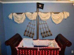 Amazing Boat Rooms For Kids