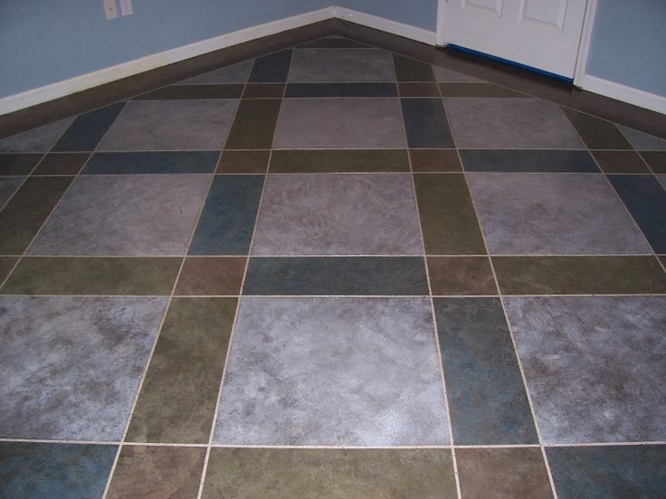 Faux Paint Technique For Concrete Floor Painting Diy Chatroom Home Improvement Forum