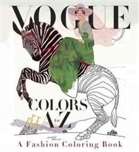 In this first-ever coloring book from American Vogue, you are invited into a world of fashion fantasy. Twenty-six archival magazine covers from 1912 to 1932, by ten celebrated illustrators living here and abroad, take you back to a more playful and whimsical moment of boas, bows, hats and headpieces, fans, pearls and gloves, and even exotic animals. Coloring book fans of all ages can try their hand at the Art Deco patterns and letters from A to Z and the lively drawings of women dressed for…