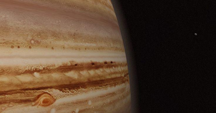 Cómo hacer un modelo tridimensional del planeta Júpiter. Júpiter es el quinto planeta con respecto al Sol y también es el planeta más grande de nuestro sistema solar. Construir un modelo tridimensional (3D) de Júpiter puede ser una forma útil de comprender sus atributos físicos, especialmente su coloración y las características de su superficie. Puedes usar diversos materiales de bajo costo y de fácil ...