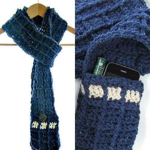 Dr Who Knitting Patterns : 130 best Knitting is Cool! images on Pinterest Knit crochet, Crochet patter...