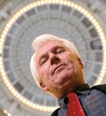 "American Family Assoication (AFA) is an anti-gay group that often boycotts companies with pro-gay policies.  Bryan Fischer (pictured) said, ""Homosexuality gave us Adolph Hitler, and homosexuals in the military gave us Brown Shirts, the Nazi war marchine, and six million dead Jews."""