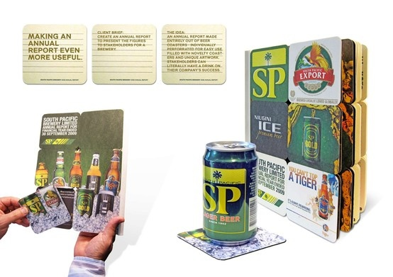 SP Breweries - Annual report