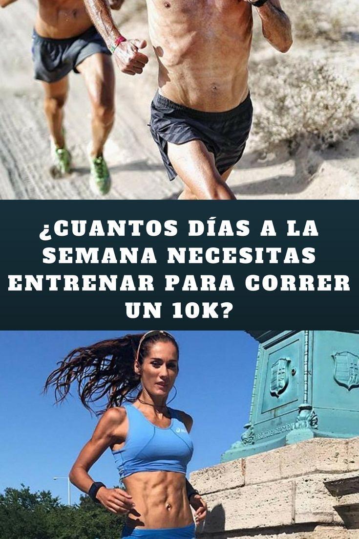 Cuantos Días A La Semana Necesitas Entrenar Para Correr Un 10k Entrenamiento Para Correr Entrenamiento Música Para Correr