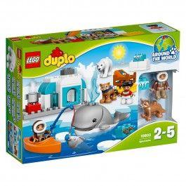 Les animaux de l'arctique LEGO® DUPLO® 10803 – La Grande Récré : vente de jouets et jeux Catalogue jouets de Noël