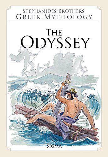 7. The Odyssey (Stephanides Brothers' Greek Mythology): Amazon.co.uk: Homer, Menelaos Stephanides, Menalaos Stephanides, Yannis Stephanides: 9789604250622: Books
