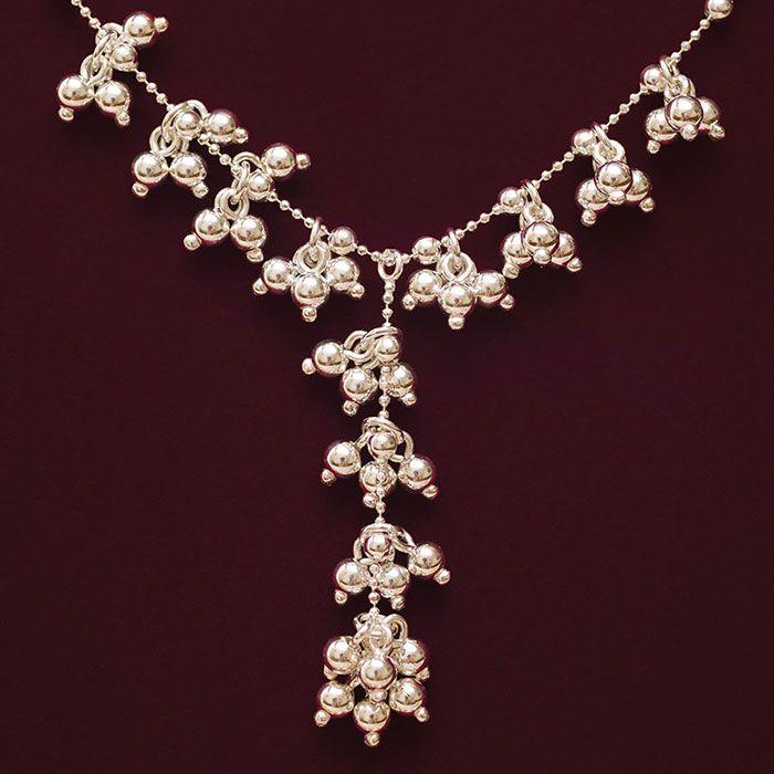 Y-necklace