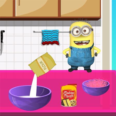 Minion Beet Recipe is a free Games For Girls. Here you can play this game online for free in full-screen mode in your browser for free without any annoying AD