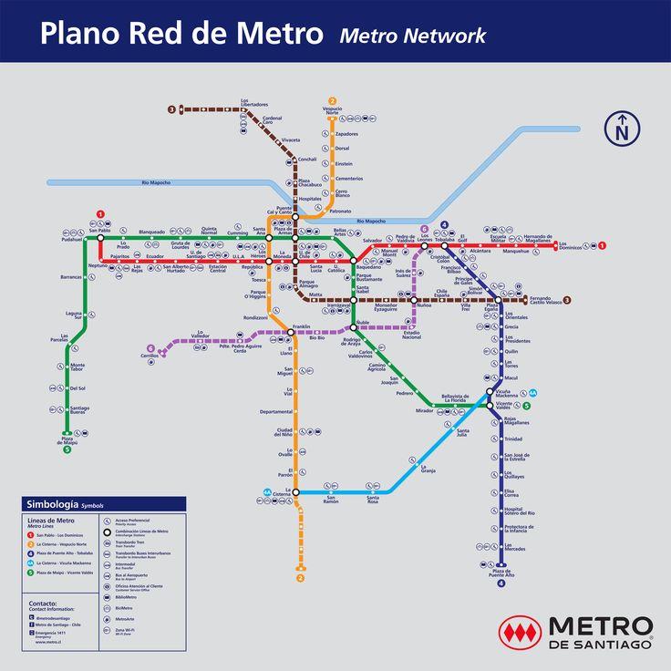 Top Best 25+ Metro santiago ideas on Pinterest | Mechas blancas  VM98