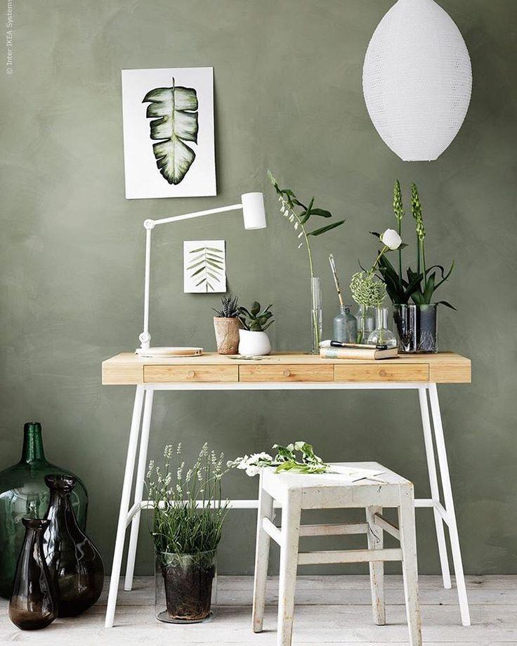 Письменный стол ЛИЛЛОСЕН из возобновляемого бамбука создан для того, чтобы в любом месте вашего дома можно было устроить уголок для работы и творчества! На фото: письменный стол ЛИЛЛОСЕН (12999.-)