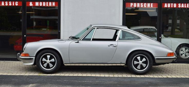 1972 Porsche 911 S Coupe ONE OWNER - Holt Motorsports - used porsche 911 dealer, certified pre owned, porsche 911,porsche 993,porsche 996