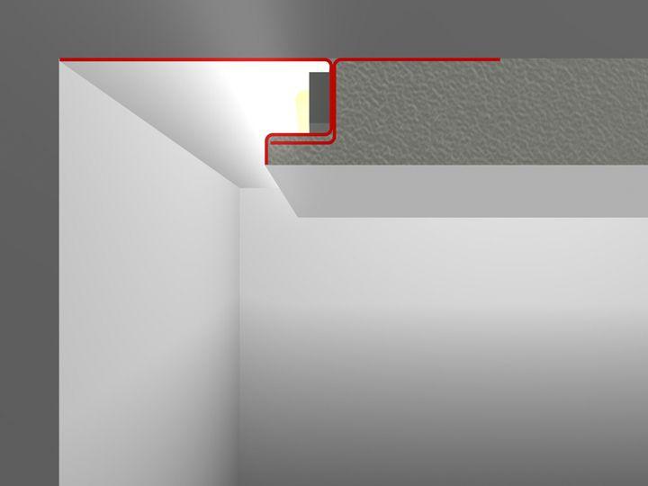 die besten 17 ideen zu led beleuchtung wohnzimmer auf. Black Bedroom Furniture Sets. Home Design Ideas