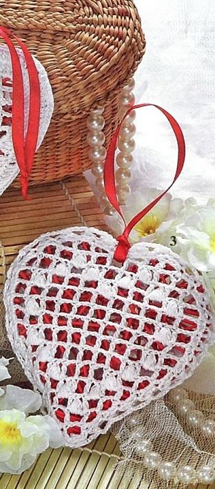 Heart, Free pattern