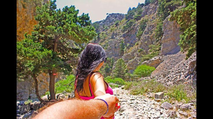 Ущелье Имброс. 7 километров по камням после пьянки