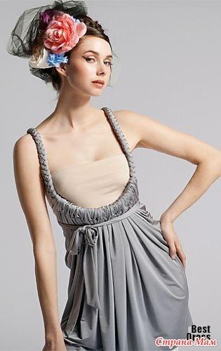 Платья-трансформеры от Ximena Valero