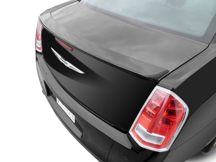 2011 - 2014 Chrysler 300 SRT8 Factory Style Flush Mount Rear Deck Spoiler http://www.sportwing.com/300-11-srt-chrysler-300-srt8-factory-style-flush-mount-spoiler