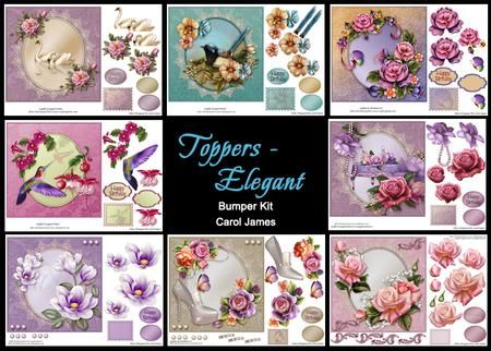 Elegant 1 Bumper Kit