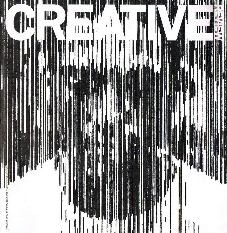 CREATIVE REVIEW 1/2002 HOUSE INDUSTRIES Levi's TRENDS OF 2001 The Turner Prize • £5.95 - PicClick UK