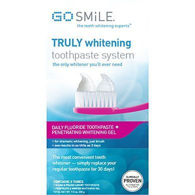 30% off Go Smile Truly Whitening Toothpaste System - now $35