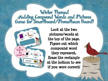1000+ images about COMPOUND WORDS on Pinterest | Teaching, Will ...