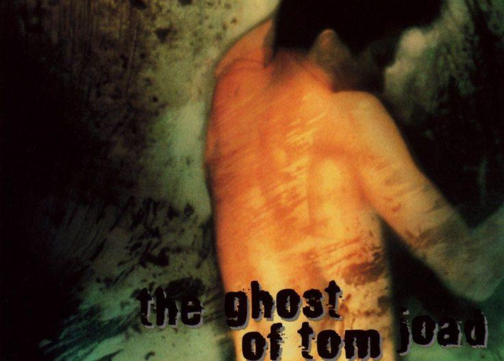 """La copertina dell'album del 1995 di Bruce Springsteen """"The Ghost of Tom Joad""""."""